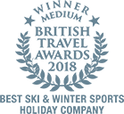 British Travel Awards 2018 Winner