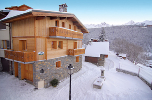 Chalet Caribou, Courchevel