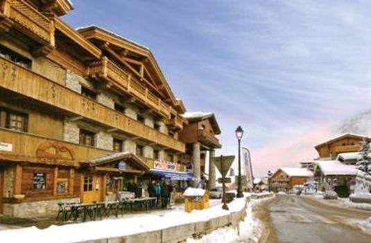 Chalet Cascades, Courchevel 1650