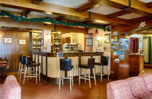 Hotel Edelweiss Bar - Courmayeur