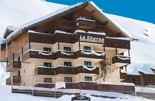 Resort carousel hotel le sherpa val thorens 5
