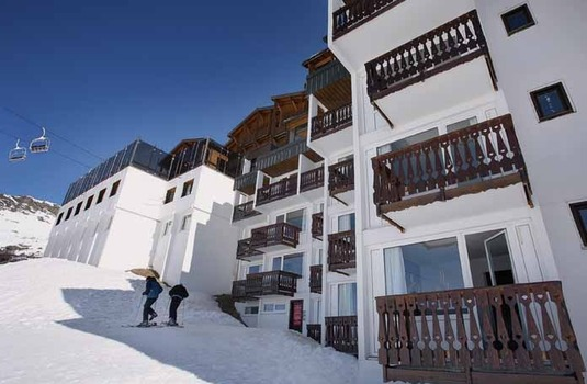 Hotel Val Chaviere, Val Thorens