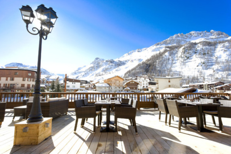 Chalet hotel le savoie val d 39 isere france ski solutions for Hotels val d isere