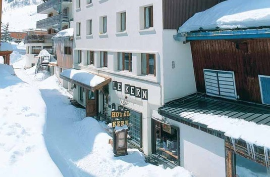 Hotel Le Kern, Val D'Isere