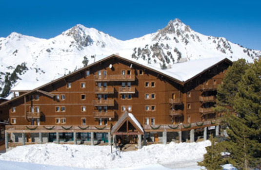 Chalet Olympus The Altitude Residences in Les Arcs France