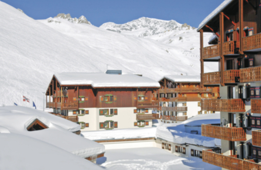 Apart-Hotel Le Chalet Alpina in Tignes, France
