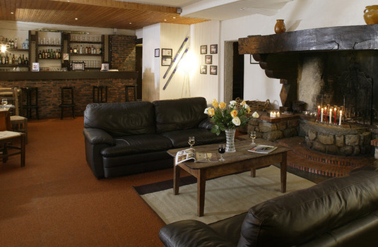 Chalet Hotel Chamois d'Or Val d'isere France Val-d'Isere bar