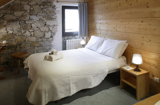 Chalet Hotel Chamois d'Or Val d'isere France Val-d'Isere bedroom
