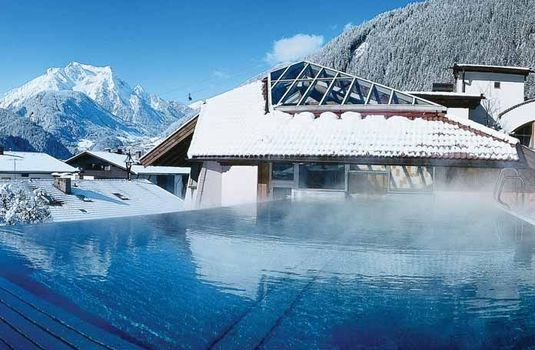 Manni's Sporthotel Austria Mayrhofen Thermal Waters