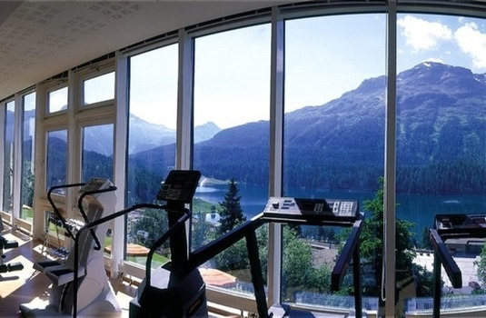 Resort carousel kulm hotel gym