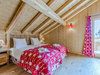 Chalet Loup Blanc twin bedroom