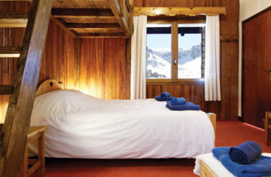 Chalet Caribou Bedroom