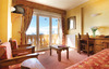 Chalet Hotel Mariandre lounge