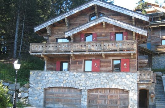 Chalet Chinchilla exterior