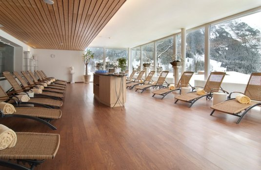 Resort carousel wellness hotel sunstar grindelwald ruheraum wellness 3