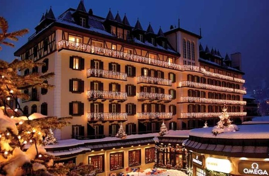 Resort carousel hotel mont cervin palace ext