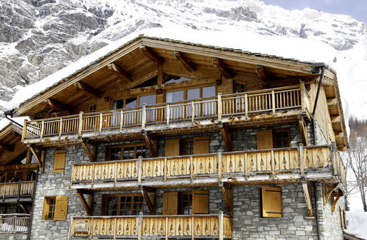 cristal 5 exeterior in Val d'Isere