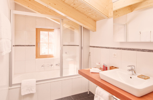 Chalet Ulysse Bathroom