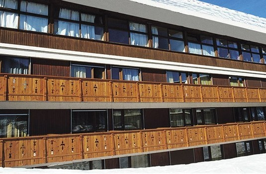 Resort carousel hotel edelweiss courchevel ext