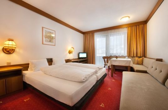 Hotel Tyrol Soll Double Room