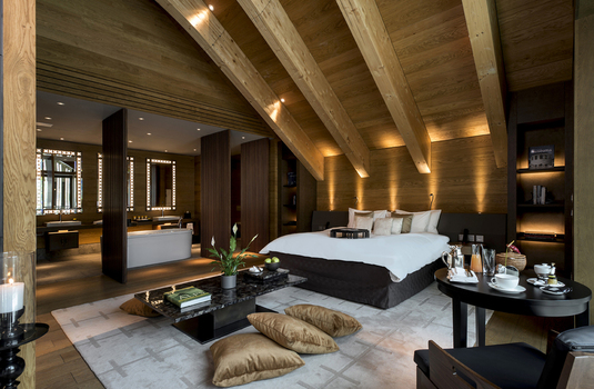 Resort carousel the chedi andermatt suite