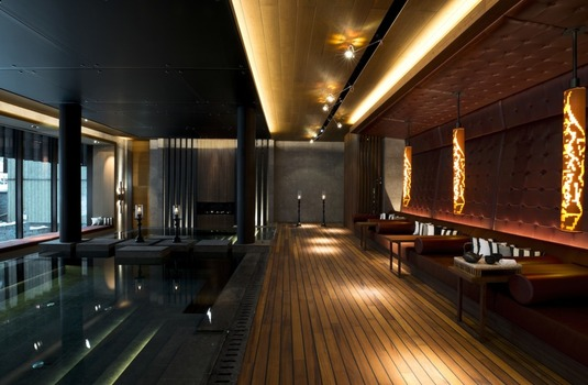 Resort carousel the chedi andermatt hot pools