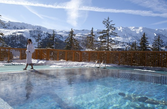 Club Med | Meribel L'Antares | France | Pool