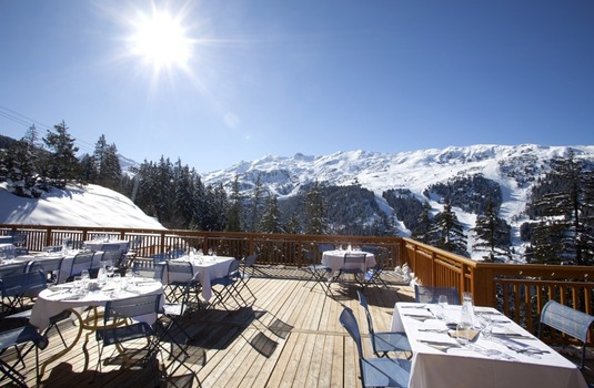 Club Med | Meribel L'Antares | France | Dining
