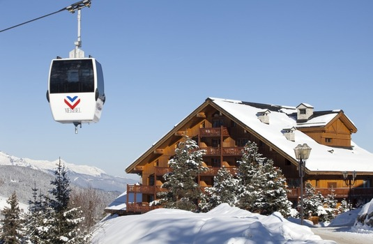 Club Med | Meribel L'Antares | France | Exterior