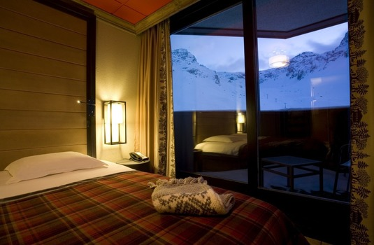 Resort carousel club med tignes mountain view