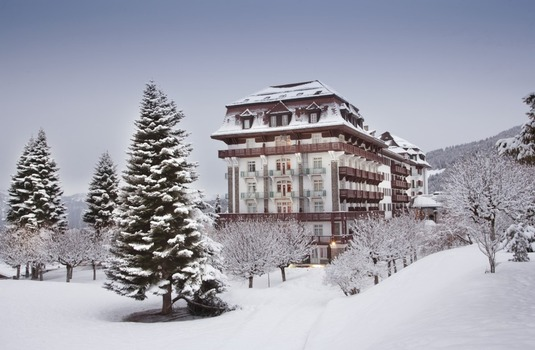 Club Med | Villars | Switzerland | Exterior