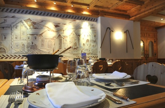 Club Med | St Moritz | Switzerland | Dining
