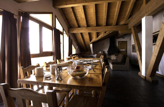 Chalet Papillon 2 | La Rosiere | France | Living room