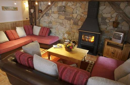 Chalet Daurel | Meribel | France | Fire