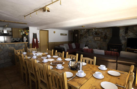 Chalet Daurel | Meribel | France | Dining