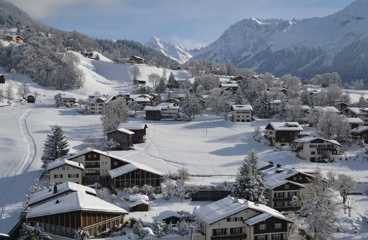 Hotel Sport Klosters Exterior