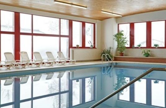 Hotel Sport Klosters Pool