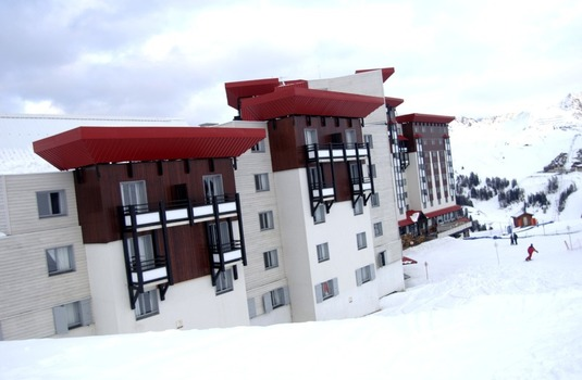 Club Med | La Plagne 2100 | France | Exterior |