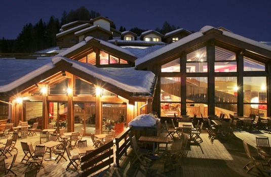 Resort carousel club med peisey vallandry exterior2