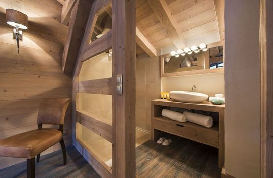 Chalet Ambre | Tignes | France | Bathroom |