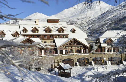 Club Med | Serre Chevalier | France | Exterior |