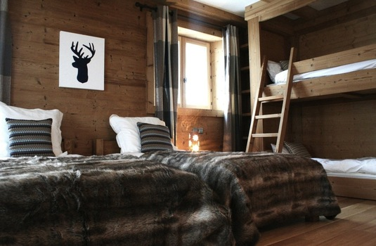 Chalet Sarire | Val D'Isere | France | Bedroom |
