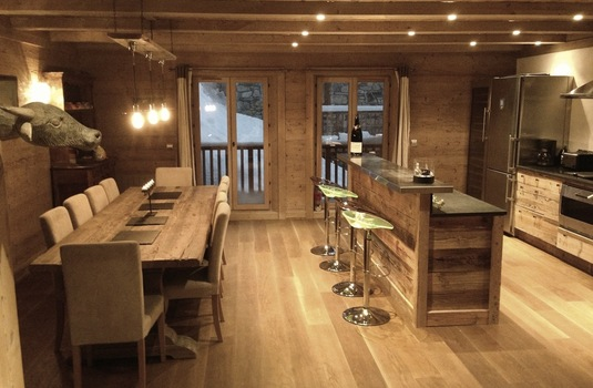 Chalet Vanoise | Val d'Isere | France | Dining |