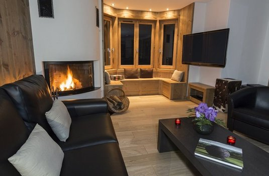 Le Blanchot | Courchevel | Lounge |