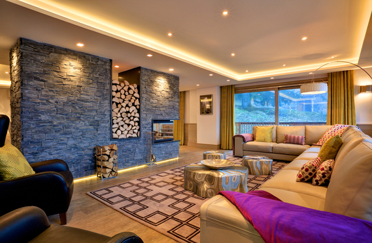 Chalet Pont Du Cam | Meribel | France | Lounge |