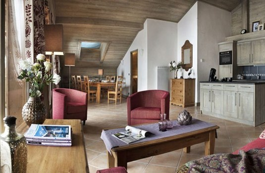 Resort carousel lounge le telemark apartments