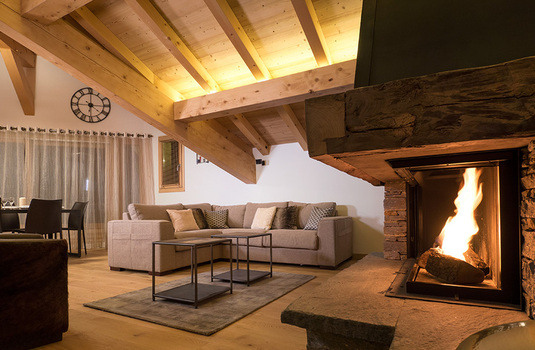 Resort carousel chalet kenai morzine france lounge