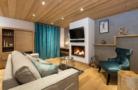 Chalet Little Lumi | Morzine | France | Lounge |
