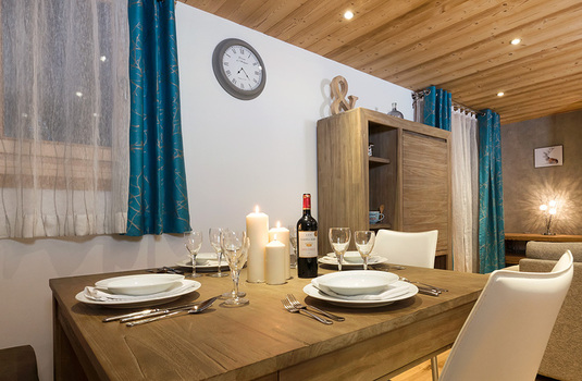 Chalet Little Lumi | Morzine | France | Dining |