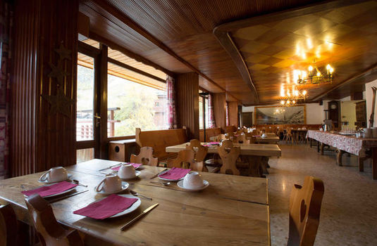 Hotel Cretes Blanches | Val D'Isere | France | Dining |